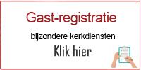 Gast registratie